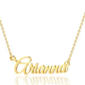 Arianna Name Necklace